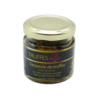 Carpaccio de truffe
